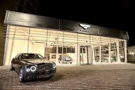 inside bentley where the future bentley opens first showroom in georgia the drive