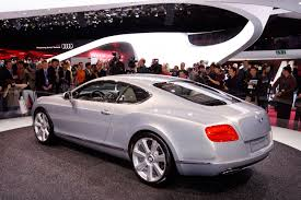 2011 Bentley Continental Gt At Paris Picture 43112