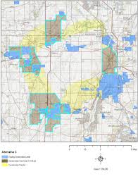 Map Of Illinois And Wisconsin by New National Wildlife Refuge Recommended For Illinois Wisconsin