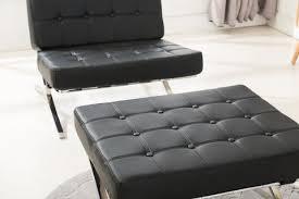 Barcelona Style Sofa Mcombo Balcony Barcelona Style Modern Lounge Chair And Ottoman