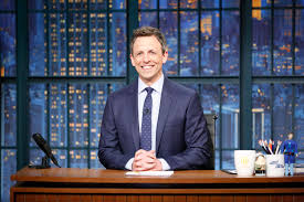 watch seth meyers weigh in on the latest debate in congress time com
