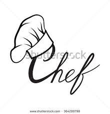 gorro cocinero png recetario pinterest