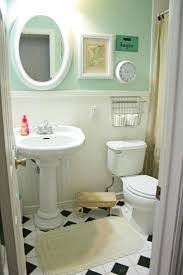 Half Bathroom Paint Ideas by 72 Best Small Bath Ideas Images On Pinterest Home Room And