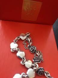 rose link bracelet images James avery rose link bracelet 7 3 8 inches sterling silver 925 jpg