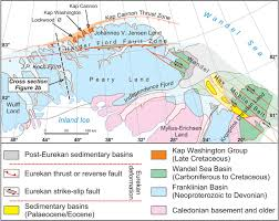 the eurekan deformation in the arctic an outline journal of the