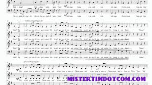 we wish you a merry satb a cappella by mister tim