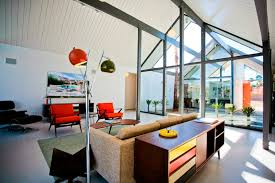 Eichler Style Mid Century Modern Mania In The California Desert
