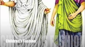 ancient roman clothing and fashion photo story youtube
