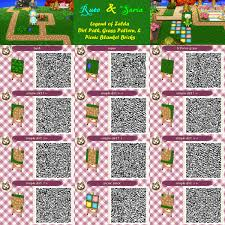 animal crossing new leaf u0026 hhd qr code paths photo animal