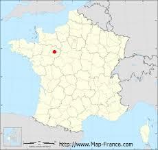 map of le mans road map le mans maps of le mans 72100 or 72000