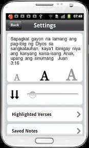 tagalog bible ang biblia android apps google play