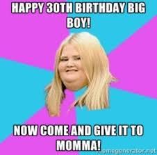 30th Birthday Meme - 30th birthday meme mom 2happybirthday