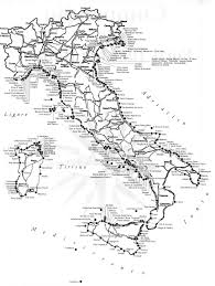 Italian Map Di Ar Maritime Srl Everywhere In Italy Ports Of Naples