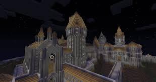 Hogwarts by Minecraft Hogwarts Castle Tour Youtube