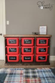 Wooden Toy Box Instructions by Toy Storage Solutions That You Can Make Design Dazzle