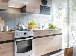 Kuechen Moebel Guenstig Küche Küchenzeile Junona 240cm Eiche Sonoma Eiche Sonoma