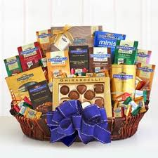 ghirardelli gift baskets chocolate gift baskets ghirardelli chocolate business basket