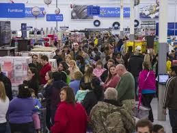 is there a limit on tvs on black friday at target walmart ditching doorbusters starting store deals at 6 p m