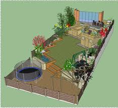 Decking Ideas For Sloping Garden Sloping Gardens