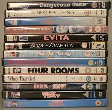 Seeking Dvd Madonna Collection Of 13 Dvds Uk Dvd 577683