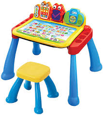 Baby Desk Vtech Touch And Learn Activity Desk Deluxe Interactive Learning