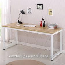 plan de bureau en bois accueil mobilier bureau table ordinateur de bureau en bois plan de