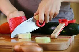 safety kitchen knives inspire your kids to cook with a safe mini knife set food hacks