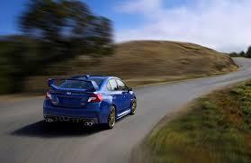subaru brown subaru wrx sti real enthusiasts want to drive manual says boss