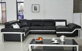 Large Corner Sofa Aliexpress Com Buy Sofas For Living Room With Leather Corner