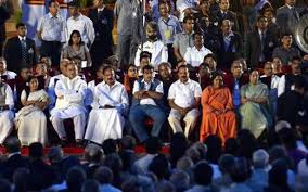 10 Cabinet Ministers Of India List Of Council Of Ministers In Modi Cabinet The Hindu
