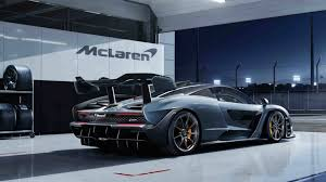 mclaren supercar new mclaren senna is a lightweight supercar with 800 ps