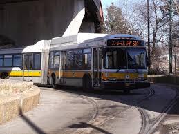 Boston Mbta Bus Map by Miles On The Mbta 39 Forest Hills Station Back Bay Station Via