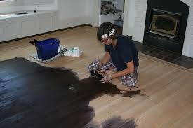 working with wood floors