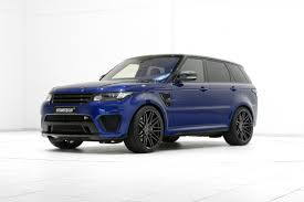 land rover modified range rover sport 2014 tuning startech startech refinement
