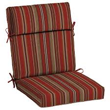 High Back Patio Chair Cushions Shop Patio Furniture Cushions At Lowes
