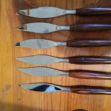 vintage kitchen knives best vintage fleetwood steak knives for sale in brazoria county