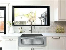 Plastic Kitchen Sinks Kitchen Sinks With Backsplash Sink Splash Guard Plastic In Decor