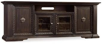 hooker furniture treviso entertainment console with channel