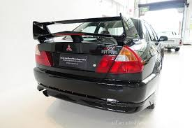 black mitsubishi lancer 2001 mitsubishi lancer evo vi tommi makinen edition black