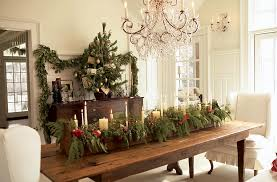 Dining Room Table Decor Ideas Home Design Glamorous Christmas Dining Room Table Decorations