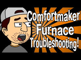 Comfort Maker Ac Comfortmaker Furnace Troubleshooting Youtube