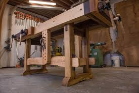Woodworkers Bench Plans Woodworking Workbench Features And Specs Youtube