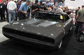 Dodge Viper Custom - the roadster shop 1968 dodge charger is a custom classic at sema