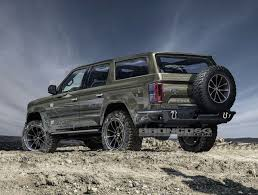jeep convertible 4 door could the 2020 ford bronco four door look like this check out the