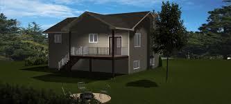 front to back split level house plans back split level house plans