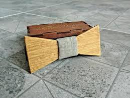 Wooden Groomsmen Gifts Wood Bow Tie Men Bow Tie Groomsmen Gift Valentines Gifts For Him
