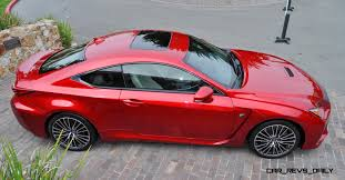 red lexus truck best of awards 2015 lexus rc f review in 3 videos 170 photos