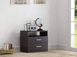 nightstands aren u0027t just for bedroom create a small storage