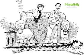 husband is feminized the epidemic of sexless marriage is symptomatic of the modern
