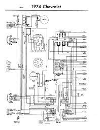 1974 chevy truck wiring diagram wiring diagram and schematic